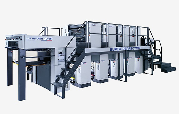 UPA MACHINERY SDN. BHD. Japan Printing Machine Distributor