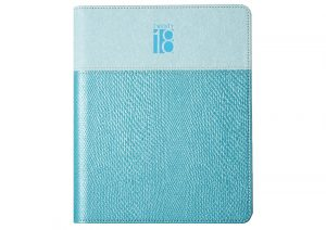 Blue Executive A5 Diary - UPA Malaysia Notebook Manufacturer