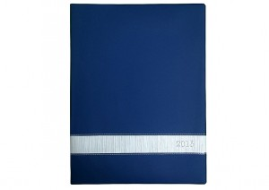Blue Executive Planner - UPA Daily Planner Manufacturer