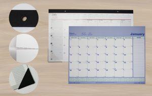 Deskpad Calendar - UPA Press Corporate Deskpad Supplier